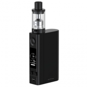 JoyeTech eVic VTC Dual with Ultimo black